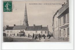 ACY EN MULTIEN - Le Bureau De Postes Et La Place - Très Bon état - Otros Municipios