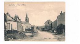 Les Bulles Rue De L'eglise - Chiny