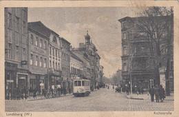 POLAND - Gorzow Wielkopolski - Landsberg - Richtstrasse - Tramway - Polonia
