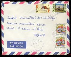 Liban - Enveloppe De 1980 Depuis Beit Mery - Par Avion - Lebanon