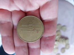 MDP Monnaie De Paris Ferme Crocodiles Pierrelatte 1998 - Zonder Datum