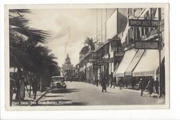 27272 - Port Saïd The Quai Sultan Hussein - Port Said