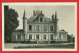002301 - 36 -  INDRE - ARDENTES - Chateau De La Grande Croix - CARTE PHOTO - Autres Communes