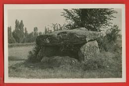 002307 - 36 -  INDRE - LINIEZ - Dolmen - CARTE PHOTO - Altri Comuni