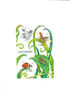 Nature De France . Insectes De Nos Jardins  N° F5148 Ou  5147-5148-5149-5150  N** - Ongebruikt