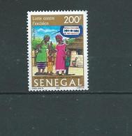 Timbre Oblitére Du Sénégal  2006 - Senegal (1960-...)