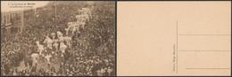 Carte Postale - Binche - Le Carnaval - Les Gilles Dans Le Cortège - Binche