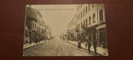 Ancienne Carte Postale - Lyon - Vaise - Rue De La Pyramide - Other