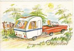 Oosterloo-Herinnering Uit Oosterloo. - Geel