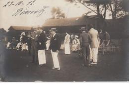 BIARRITZ : Carte Photo Du Golf Club Vers 1910 - Très Bon état - Sin Clasificación
