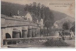 ROCHES SUR ROGNON : Le Pont - Très Bon état - Ohne Zuordnung