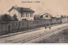 DAINVILLE: La Gare - Très Bon état - Sin Clasificación