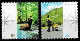 Bund 2005,Michel# 2481 - 2482 ** Postzustellung - Unused Stamps