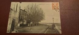Ancienne Carte Postale - Tain - Les Quais - Sonstige Gemeinden