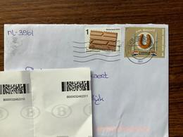 Nederland -> België 2021 Brief Mi 3907 & 3941 - Covers & Documents
