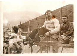 CONCOURS D'HYDRO AEROPLANE . FISHER ET FARMAN EN TETE - Aviation