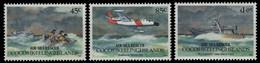 Kokos-Inseln 1993 - Mi-Nr. 299-301 ** - MNH - Flugzeuge / Airplanes - Kokosinseln (Keeling Islands)