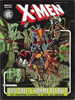 X-MEN N°3 Dieu Crée, L'homme Détruit - LUG 1984 TB - X-Men