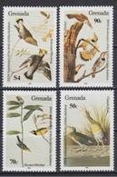 GRENADA 1985, Mi# 1343-1346, Birds, MNH - Grenada (1974-...)
