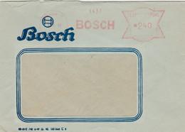 Czechoslovakia, Letter, Machine Cacellation Praha 1, 23.1.47, Bosch - Covers & Documents