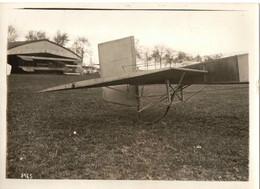 VILLACOUBLAY . 1912 . ARRIERE DU MONOLPAN SELA - Aviation
