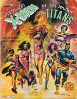 X-MEN N°5 Les Jeunes Titans - LUG 1985 TB - X-Men