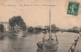 ***  33  *** LIBOURNE  Gabarre TB - Libourne
