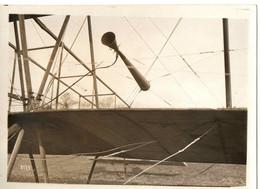 1912 .VILLACOUBLAY . BIPLAN LABORATOIRE MILITAIRE . TUBE VENTURI MANOMETRE DE VITESSE - Aviation