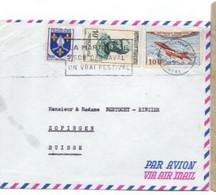 FRANCE Poste Aerienne 100 Fr N° Y.T : PA 30. MYSTERE IV 1958 - Ohne Zuordnung