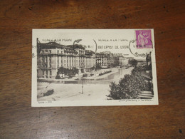 LYON /Place Jules Ferry - Les Hotels - Unclassified