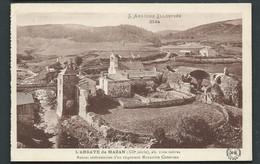 ABBAYE DE MAZAN - N° 2534 - RUINES D' UN IMPORTANT MONASTERE CISTERCIEN - Daw 2814 - Otros Municipios