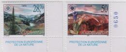 "Idee Europee - 2002 Jugoslavia ""Protezione Natura"" 2v MNH** - European Ideas"