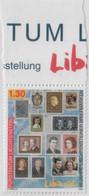 """Idee Europee - 2002 Liechtenstein """"LIBA '02"""" 2v MNH** - European Ideas"""