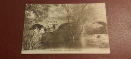 Ancienne Carte Postale - Peyrolles - Les Bords Du Réal - Peyrolles
