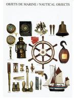 THEMES METIERS/ MARINE, BATEAUX // OBJETS DE MARINE / PHC N° 1623 De 1998 Atelier  Nouvelles Images / CARTE VIERGE TBE - Otros