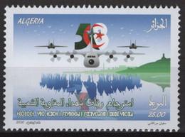 Algeria (2020) - Set -   /  Planes - Avions - Aircraft - Independence - Aerei