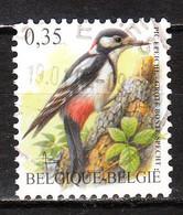 3162  Oiseau - Buzin - Bonne Valeur - Oblit. Centrale - LOOK!!!! - Gebraucht