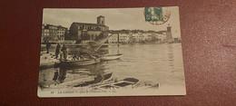 Ancienne Carte Postale - La Ciotat - Quai De L'hotel De Ville - La Ciotat