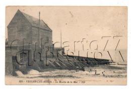 Veules-les-Roses (76) : Le Moulin De La Mer En 1910 PF. - Veules Les Roses