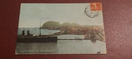 Ancienne Carte Postale - La Ciotat - Vue Des Chantiers - La Ciotat