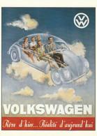 Tematica - Automobili - Turismo - VOLKSWAGEN - - Turismo