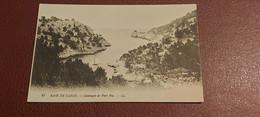 Ancienne Carte Postale - Baie De Cassis - Calanque De Port Pin - Cassis