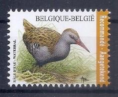 BELGIE * Buzin * Nr 4671 * Postfris Xx * DOF PAPIER - DONKERE MATTE GOM - 1985-.. Vogels (Buzin)