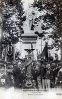 75  INAUGURATION  DDE LA STATUE DE GARIBALDI - Otros Monumentos