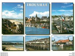 Photo Cpsm 14 TROUVILLE-SUR-MER 2001 Pour Mallard à Torreilles - Trouville