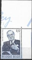 2002 Belgien Mi. 3147 **MNH   100. Geburtstag Von Jean Rey. - European Ideas