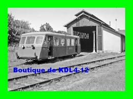 AL 522 - Autorail Billard A 75 D N° 901 Devant La Remise  - MAMERS - Sarthe - M-St-C - Matériel
