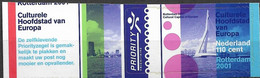 2001 Niederlande/Netherlands/P Ays-Bas  Mi.1891 **MNH Rotterdam 2001 - European Ideas
