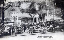 75  PARIS  SALON DE L'AUTOMOBILE 1906  EXPOSITION RENAULT FRERES - Exposiciones