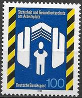 1993 Germany  Deutschland Mi. 1649 **MNH  Europäisches Jahr Für Sicherheit Und Gesundheitsschutz Am Arbeitsplatz. - European Ideas